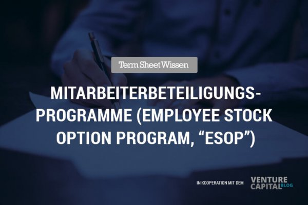 mitarbeiterbeteiligungsprogramme-esop-vsop-employee-stock-option-program-investor